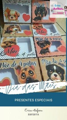 caixa pra dia maes - Foto 2