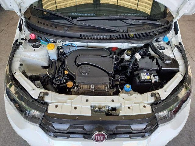 Fiat Mobi Like 1.0, única dona, garantia de fábrica até 2023, apenas 4.000 km! - Foto 9