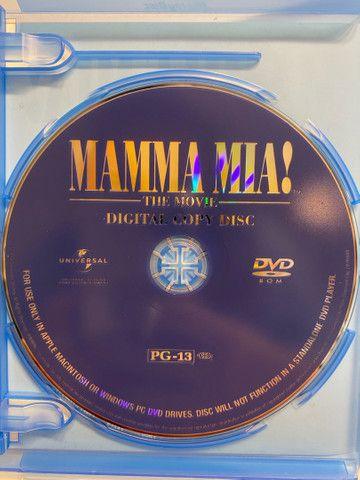 Mamma Mia The Movie - Blu Ray - Importado - Foto 5