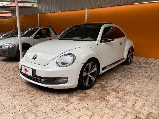 VW Fusca 2.0 TSi Turbo Manual 2013 + Teto, cheio de upgrades, 390 hp Rocket! - Foto 7