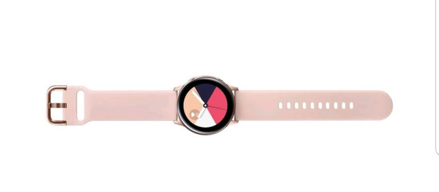 Smartwatch Samsung Galaxy Watch Active Rose  - Foto 3