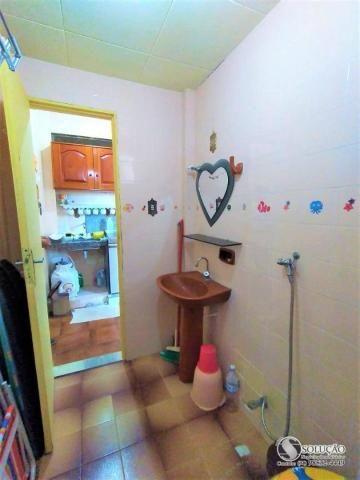 Apartamento com 1 dormitório à venda, 50 m² por R$ 110.000,00 - Centro - Salinópolis/PA - Foto 3