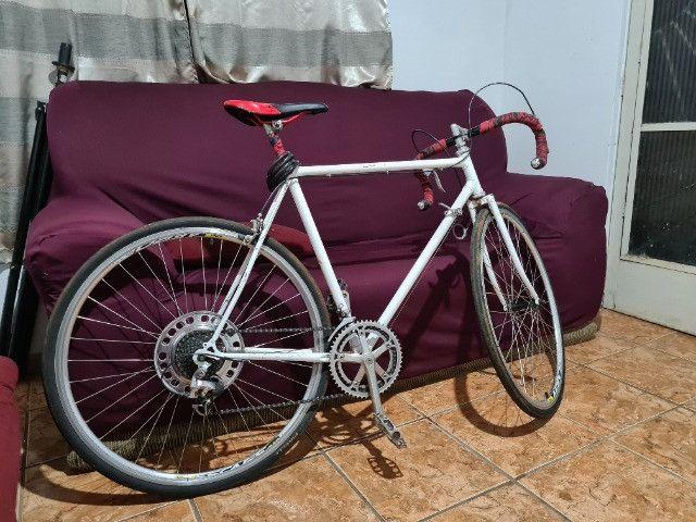 Troco bicicleta por violão takamine, Yamaha fender - Foto 3