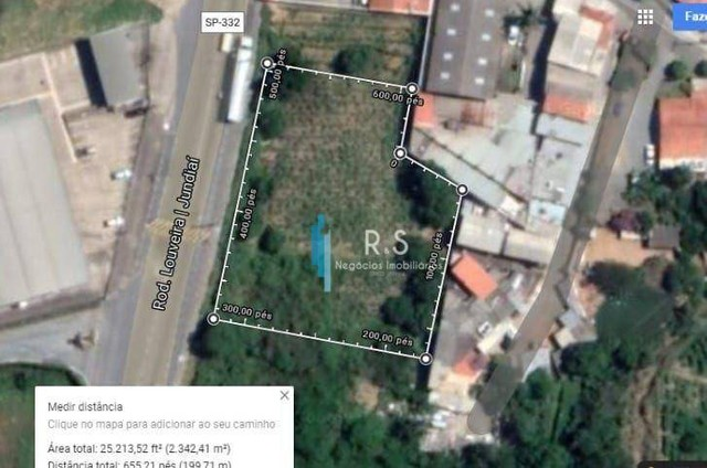 Área à venda, 3702 m² por R$ 3.600.000,00 - Leitão - Louveira/SP - Foto 6