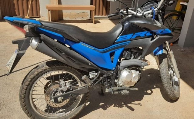 Vendo Honda Bros ESDD 160- Topo de Linha - Foto 2