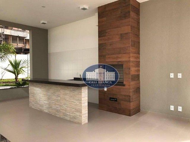 Cobertura Duplex - 3 suítes à venda, 171 m² por R$ 826.200 - Parque das Paineiras - Birigü - Foto 5