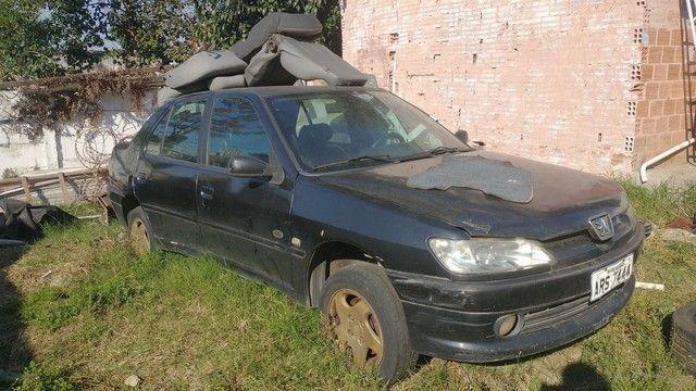 Peugeot 306 16v retirada de peças - Foto 2