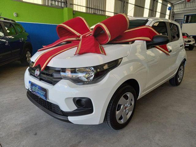 Fiat Mobi Like 1.0, única dona, garantia de fábrica até 2023, apenas 4.000 km! - Foto 6