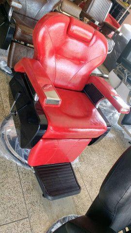 Cadeira Reclinavel Hidráulica - Foto 5