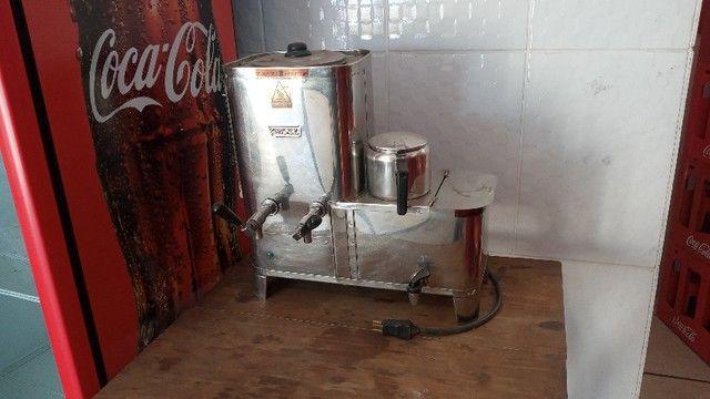 Cafeteira elétrica para comércios