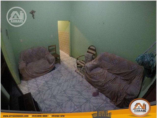 Casa com 3 dormitórios à venda, 200 m² por R$ 210.000,00 - Prefeito José Walter - Fortalez - Foto 6