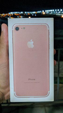 Iphone 7 128 rose Gold vitrine - Foto 6