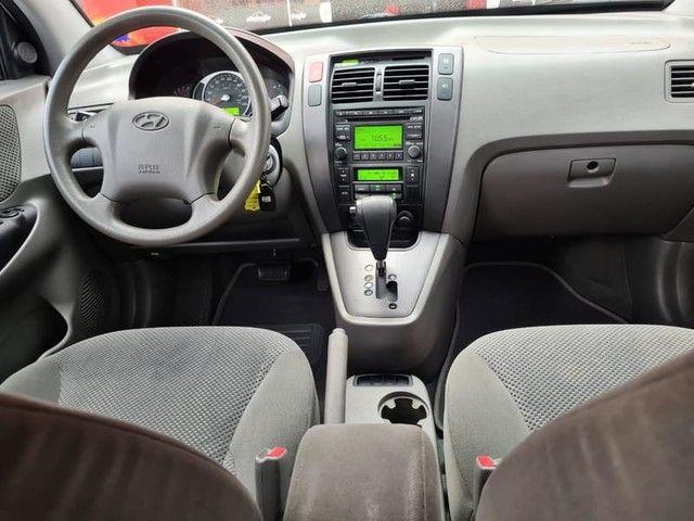 HYUNDAI TUCSON 2.0 MPFI GLS 16V 143CV 2WD FLEX 4P AUT. - Foto 10