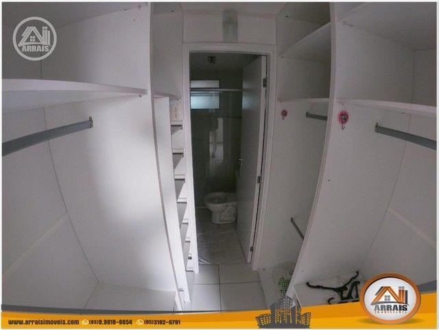Apartamento com 3 dormitórios à venda, 64 m² por R$ 250.000 - Maraponga - Fortaleza/CE - Foto 15