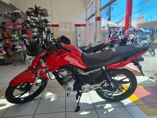 Moto Honda Fan 160 Entrada: 1.480 Financiada!!!