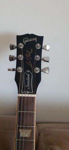 Gibson Les Paul Standard Honeyburst Premium AAA 2009 - Foto 2