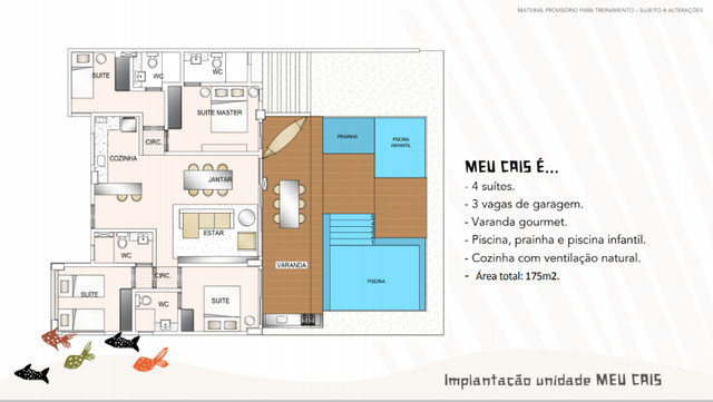 JF Muro Alto Cais Eco Residência Oportunidade - Foto 10