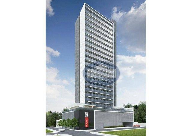 Apartamento com 1 dormitório à venda, 33 m² por R$ 244.500,00 - Jardim Nova Yorque - Araça - Foto 9