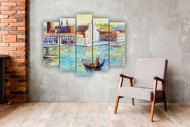 quadros mosaico - Foto 4