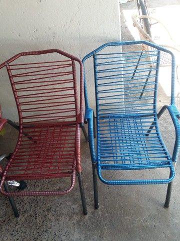 Cadeira fio  - Foto 3