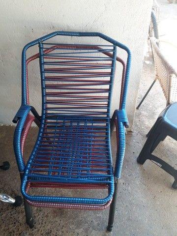 Cadeira fio  - Foto 4
