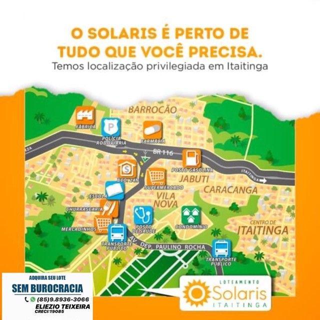 Loteamento Solaris em Itaitinga, pronto para construir !! - Foto 9