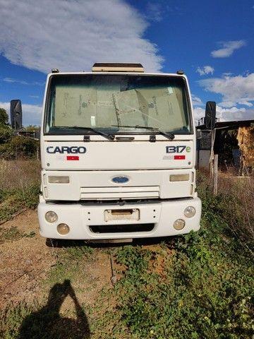 Caminhão Ford Cargo 1317e pipa ano 2006 - Foto 6