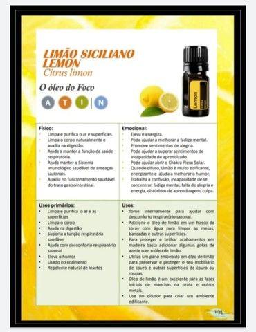 Óleo Essencial doTerra -Lemon - Limão-Siciliano - Foto 3