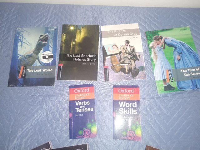 Livros  modulos 3 e 4 inglês Oxford - Foto 4