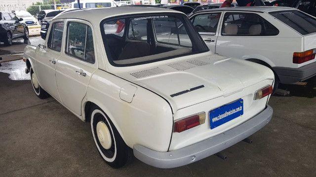 VW Fusca Zê do Caixão 1969, motor 1600; Carro de fácil restauração. - Foto 6