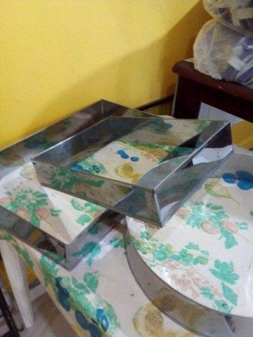 PROMOÇÃO 2 Tábua de bolo + 3 Aro de bolo  - Foto 3