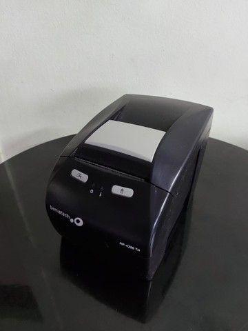 Kit Automação - Impressora Não Fiscal + Leitor Código de Barras