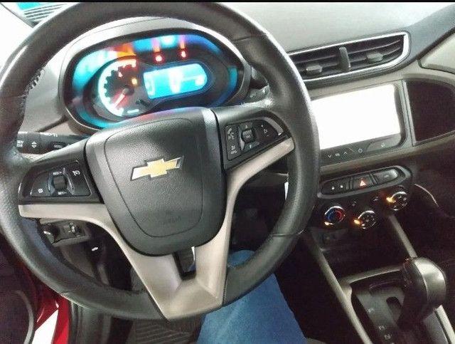 Chevrolet Prisma 1.4Ltz Auto  passo financiamento - Foto 4