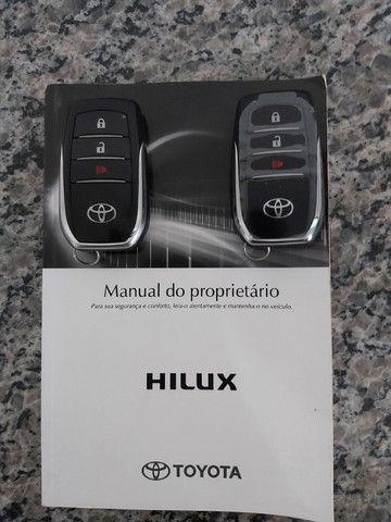 Hilux srx automática 4x4 seminova 2016 - Foto 14