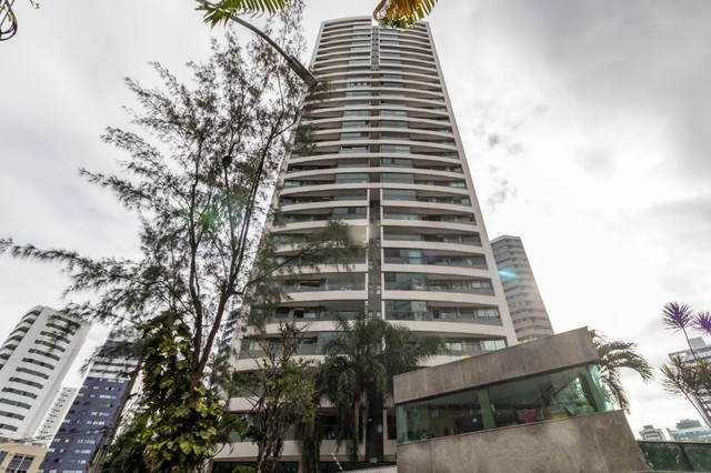 Apartamento com 4 quartos à venda, 172 m² por R$ 1.350.000 - Boa Viagem - Recife/PE - Foto 12