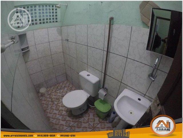 Casa com 3 dormitórios à venda, 200 m² por R$ 210.000,00 - Prefeito José Walter - Fortalez - Foto 12