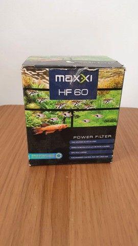 Aquário 9 litros completo com Filtro Maxxi HF 60 - Foto 4