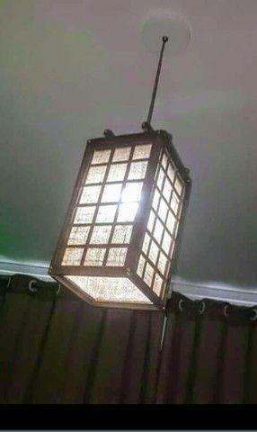 Luminária Pendente Oriental - Foto 5
