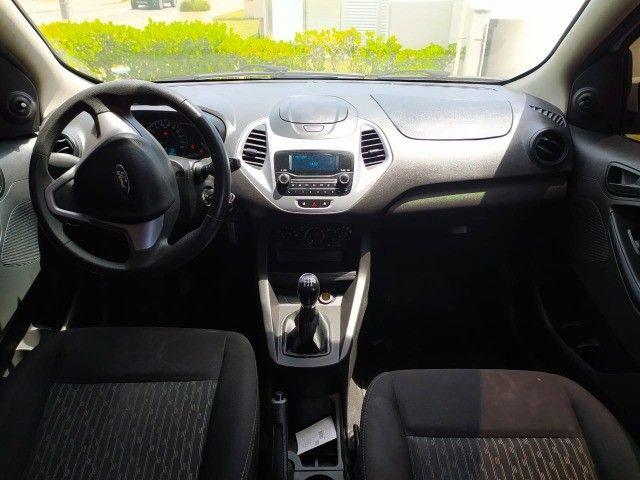 Ford Ka 2019 1.0 Sedan / Entr. +  $ 745 CDC* - Foto 9