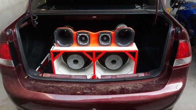 Caixa de som automotivo - Foto 2
