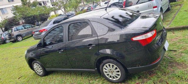 Grand Siena GNV geração 5, chave reserva,manual  nota fiscal de fábrica ?único dono. - Foto 4
