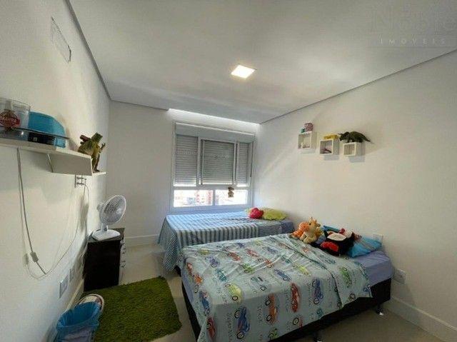Apartamento 2 dormitórios na Praia Grande, condomínio completo, bem localizado - Foto 7