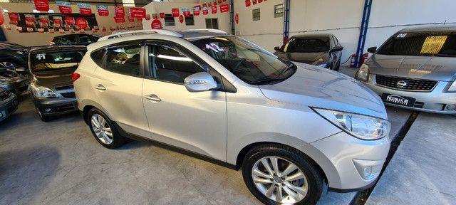 Hyundai IX35 GLS  2.0 automática , impecavel  - Foto 9
