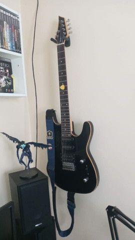Guitarra Memphis.
