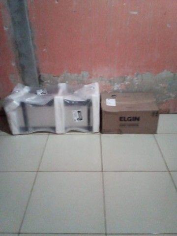 Condensadora e evaporadora Elgin 1hp