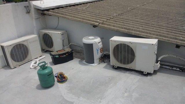! Instalação de ar condicionado ! - Foto 5