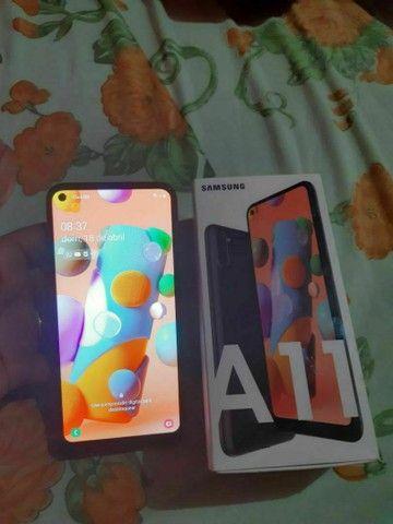 Samsung Galaxy A11 novo na caixa todo original