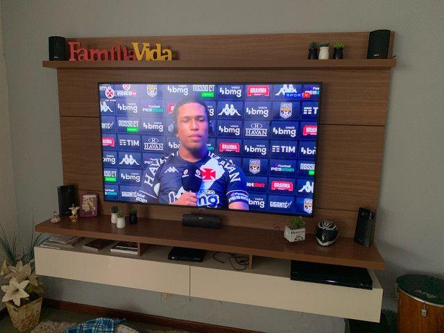 Painel TV com Gaveteiro