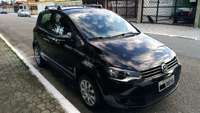 Vw - Volkswagen Fox o + Rack + Som - Zerado