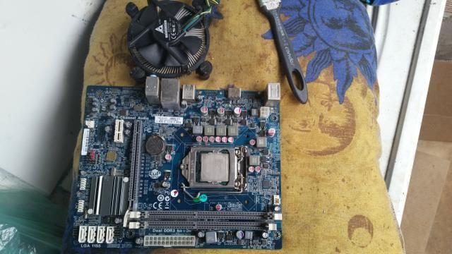 Placa mae DDR3 1155